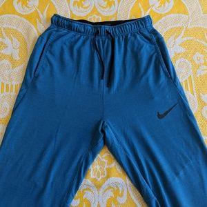 Nike dri-fit pajama bottoms